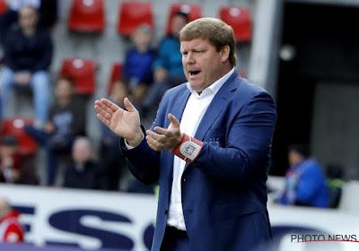 """""""Vanhaezebrouck is één van de beste coaches die ik al had, zo'n trainer moet je altijd steunen"""""""