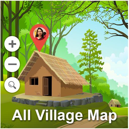 All Village Map : गांव का नक्शा