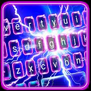 Flash Lightning Keyboard Theme