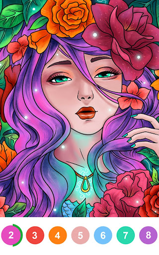 Paint By Number - Free Coloring Book & Puzzle Game 2.17.0 screenshots 9