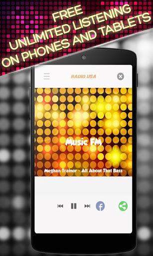 FM Radio USA Free  screenshots 9