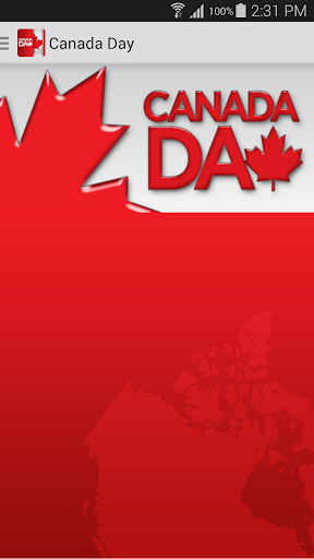 Official Canada Day
