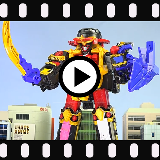 Top Video Tobot Kids Toys