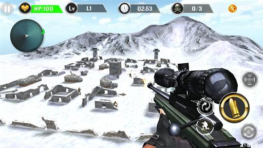 Mountain Sniper Shooting  screenshots 20