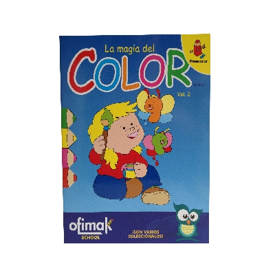 la magia del color ofimak vol 2