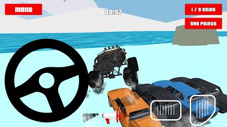 Baby Monster Truck Game – Cars 1.1 screenshot 11924