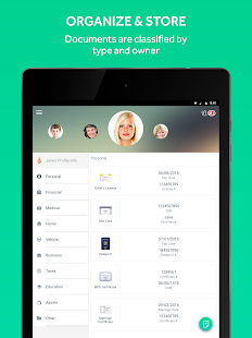 Docady - Manage Your Documents Screenshot 7