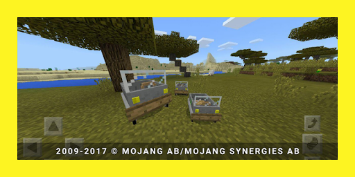 NEW Vanilla Vehicles mod for MCPE for PC