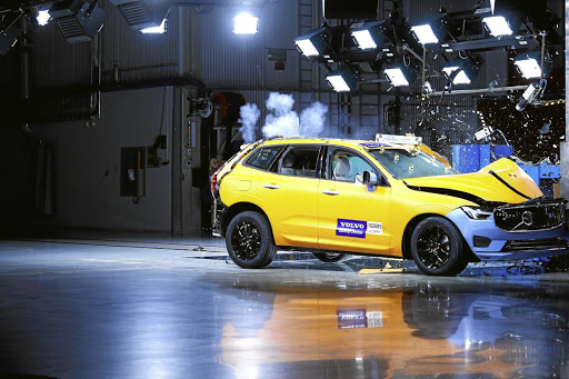 The Volvo XC60 was the safest car tested by Euro NCAP in 2017. Picture: QUICKPIC