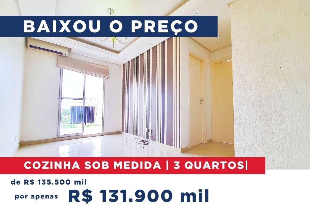 Apartamento de Condomínio à venda, Santos Dumont, São Leopoldo 52m²