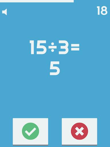 Speed Math 2018 - Pro apkpoly screenshots 11