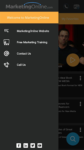 Marketing Online app (apk) free download for Android/PC/Windows screenshot