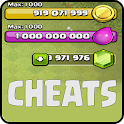 Gems Cheat For Clash Of Clans icon