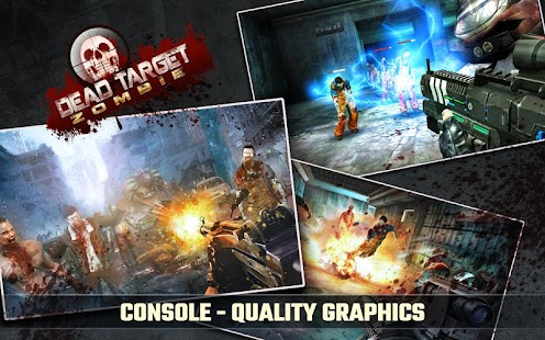 Dead Target: FPS Zombie Apocalypse Survival Game- screenshot thumbnail