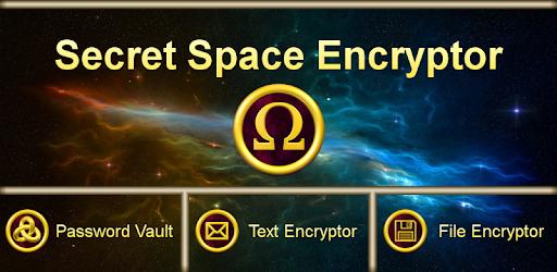 SSE - File/Text Encryption & Password Vault APK [2 0