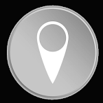 برنامج تحديد المواقع Icon