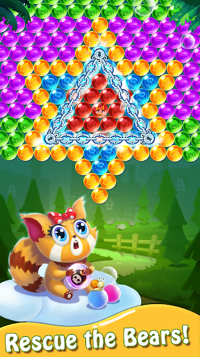 Bubble Shooter : Bear Pop! - Bubble pop games 1.4.0 screenshots 1