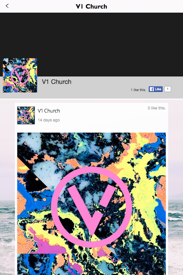 V1 Church- screenshot