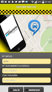 Taxi Pampa Taxistas screenshot 0