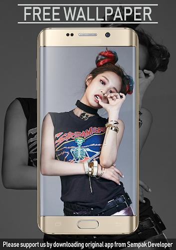 Download Jennie Kim Blackpink Wallpaper Kpop Fans Hd Apk Latest