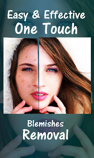 Face Blemishes Cleaner & Photo Scars Remover 1.2 screenshots 1