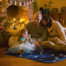 Wedding photographer Sergey Voloshenko (Voloshenko). Photo of 24.12.2016