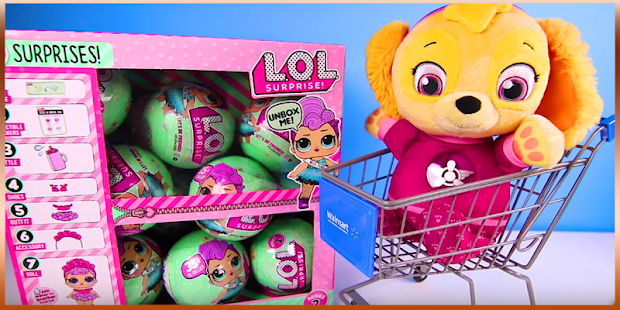 Lol Surprise Eggs Dolls Games - náhled