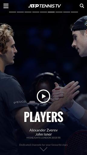 Tennis TV - Live ATP Streaming 2.3.4 screenshots 4