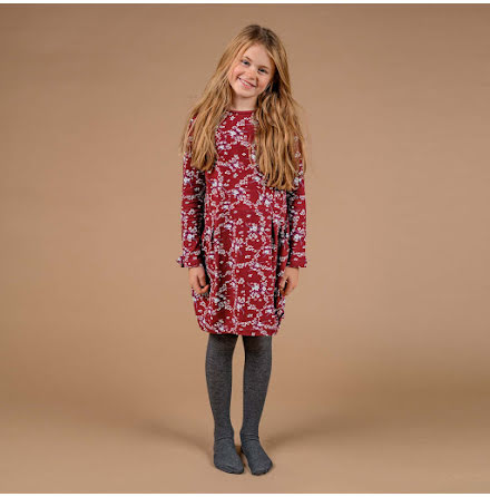 Sacha - Printed jersey dress for children