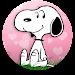 XP Theme Beauty Pink Dog icon