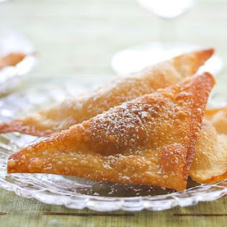 Sweet Wonton Dessert Recipes