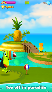 Golf Island Screenshot