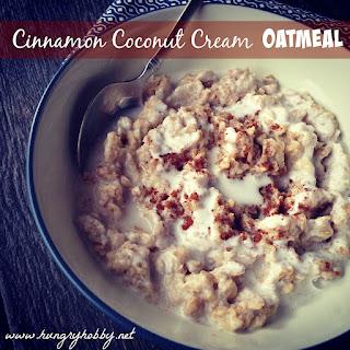 Coconut Cream Oatmeal Recipes