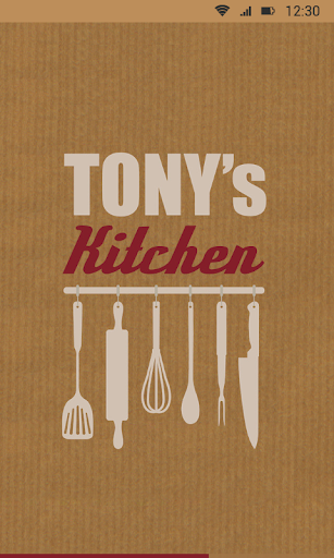 Tony`s Kitchen