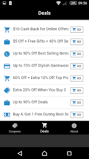 coupons for zaful - chic shopping deals - náhled