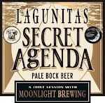 Lagunitas Secret Agenda Pale Bock