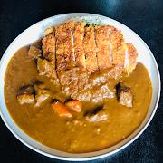 Katsu Curry (Breaded Pork Tenderloin)