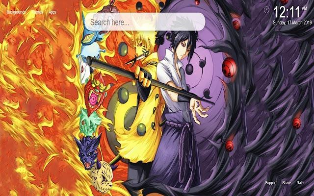 Download 72 Koleksi Wallpaper Naruto Shippuden Foto HD Terbaik