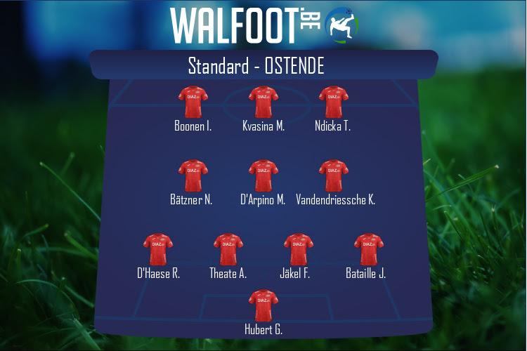 Ostende (Standard - Ostende)