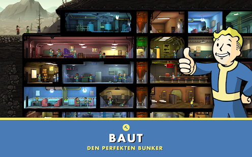 Fallout Shelter – Miniaturansicht des Screenshots