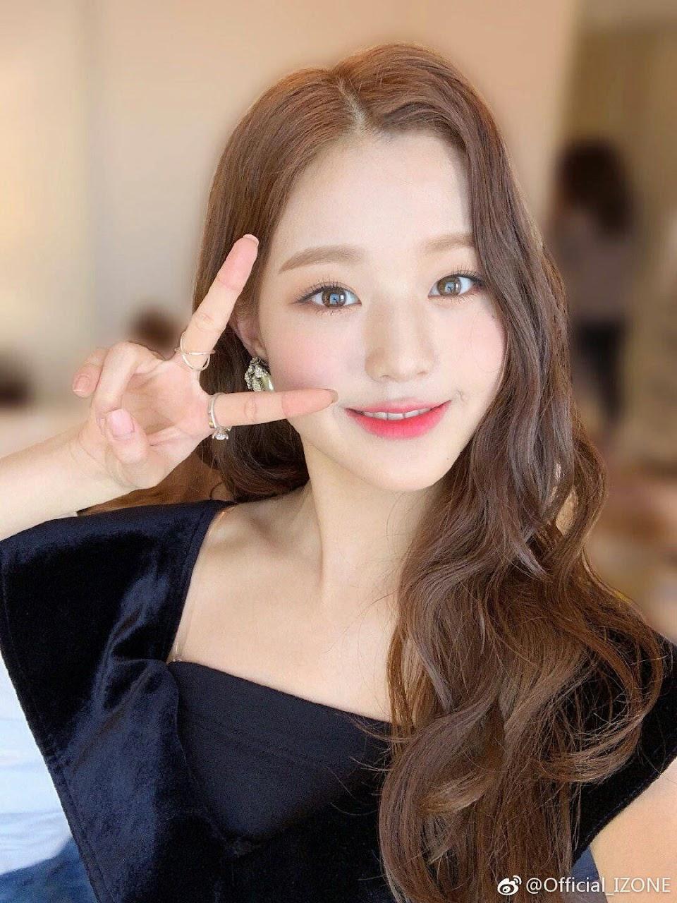 wonyoung hair 8