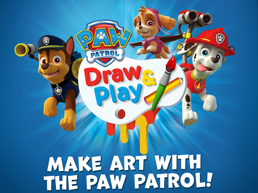 PAW Patrol Draw Play
