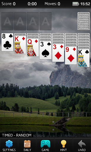 Solitaire 2.4 screenshots 5