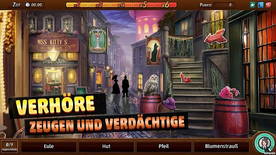 Criminal Case: Mysteries of the Past! Screenshot
