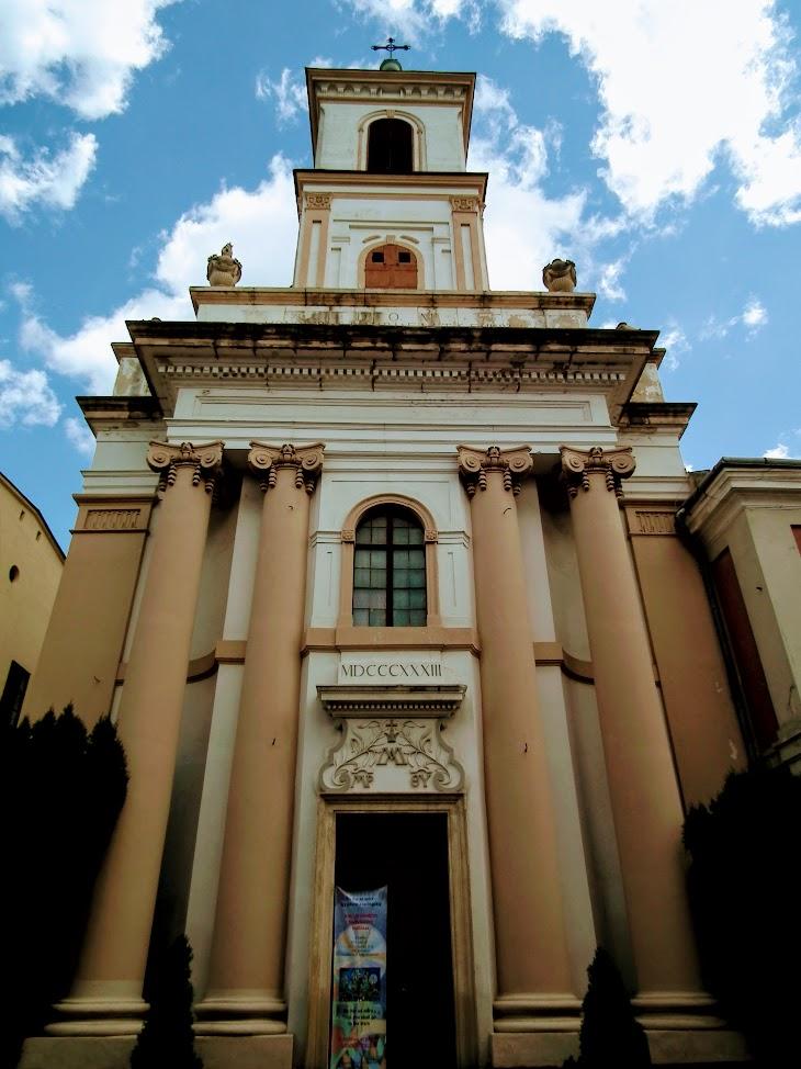 Veszprém - Szent Imre rk. templom (piarista templom)