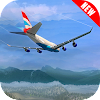 Tourist Airplane Flight Sim 3D