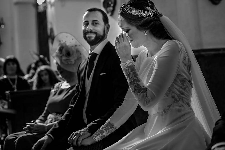 Wedding photographer Olmo Del Valle (olmodelvalle). Photo of 04.01.2018