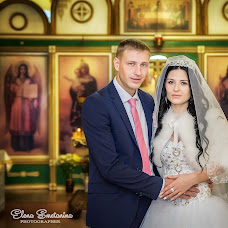 Wedding photographer Elena Smetanina (ElenaS88). Photo of 01.05.2016