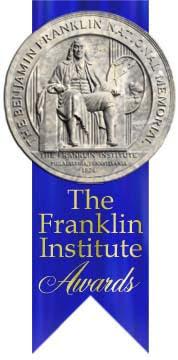 Benjamin Franklin Medal in Computer and Cognitive Science