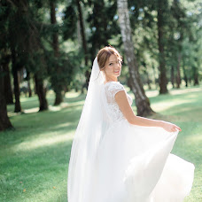 Bryllupsfotograf Natasha Fedorova (fevana). Foto fra 23.06.2019
